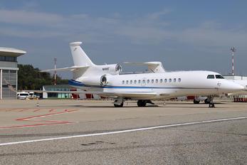 N4VF - Private Dassault Falcon 50