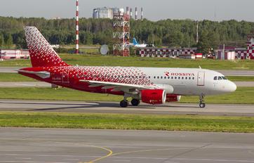 VQ-BOX - Rossiya Airbus A319