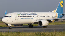 UR-PSC - Ukraine International Airlines Boeing 737-800 aircraft