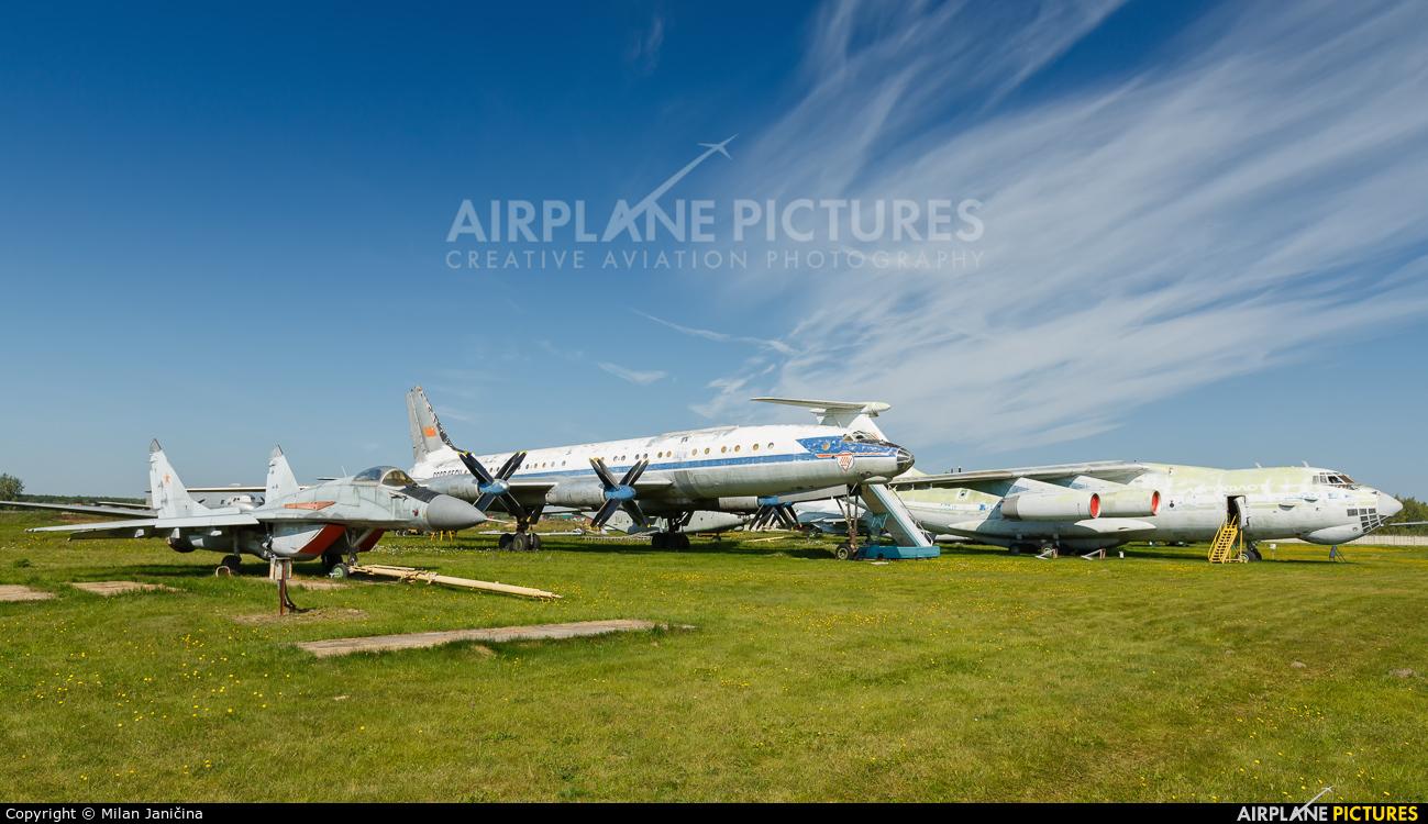 - Airport Overview - aircraft at Monino