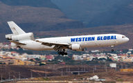 Western Global MD-11 visited Gran Canaria  title=