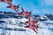 J-30** - Switzerland - Air Force:  Patrouille de Suisse Northrop F-5E Tiger II aircraft