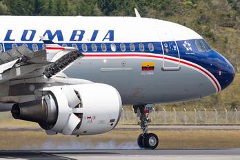 N284AV - Avianca Airbus A320