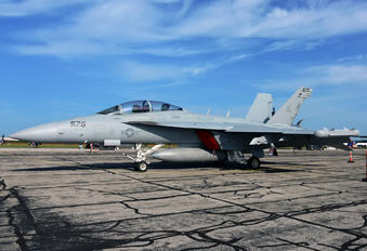 169140 - USA - Navy Boeing EA-18G Growler