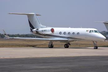 XC-PFT - Mexico - Police Gulfstream Aerospace G-II