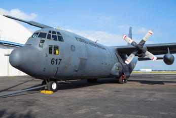 3617 - Mexico - Air Force Lockheed C-130K Hercules