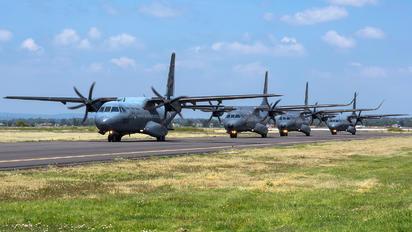 3202 - Mexico - Air Force Casa C-295M