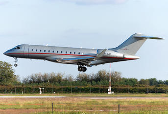 9H-VJE - Vistajet Bombardier BD-700 Global 6000
