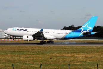 C-GUBT - Air Transat Airbus A330-200