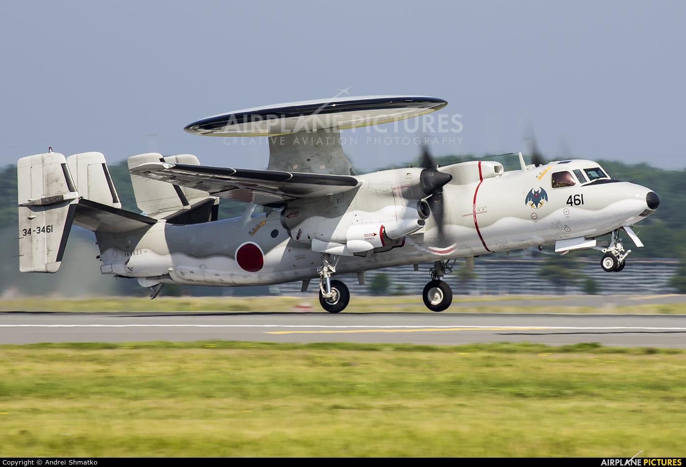 Japan - Air Self Defence Force 34-3461 aircraft at Misawa