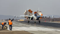 RF-95148 - Russia - Air Force Sukhoi Su-35S aircraft