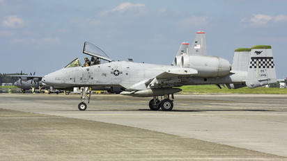 80-0245 - USA - Air Force Fairchild A-10 Thunderbolt II (all models)