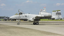 80-0245 - USA - Air Force Fairchild A-10 Thunderbolt II (all models) aircraft