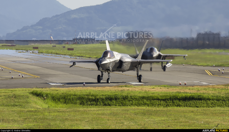 USA - Marine Corps 169293 aircraft at Iwakuni MCAS