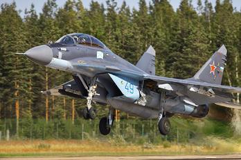49 - Russia - Navy Mikoyan-Gurevich MiG-29K