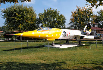 MM6595 - Italy - Air Force Lockheed F-104G Starfighter