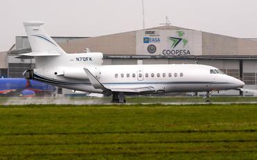 N70FK - Private Dassault Falcon 900 series