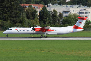 OE-LGM - Austrian Airlines/Arrows/Tyrolean de Havilland Canada DHC-8-400Q / Bombardier Q400