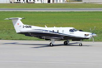2-DARE - Private Pilatus PC-12