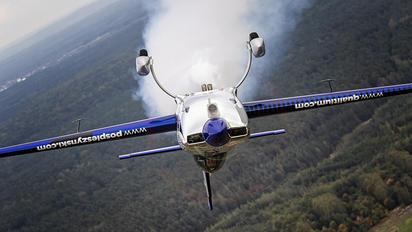 SP-YOO - Maciej Pospieszyński - Aerobatics Extra 330SC