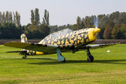 I-GIGE - Private Fiat G46 aircraft