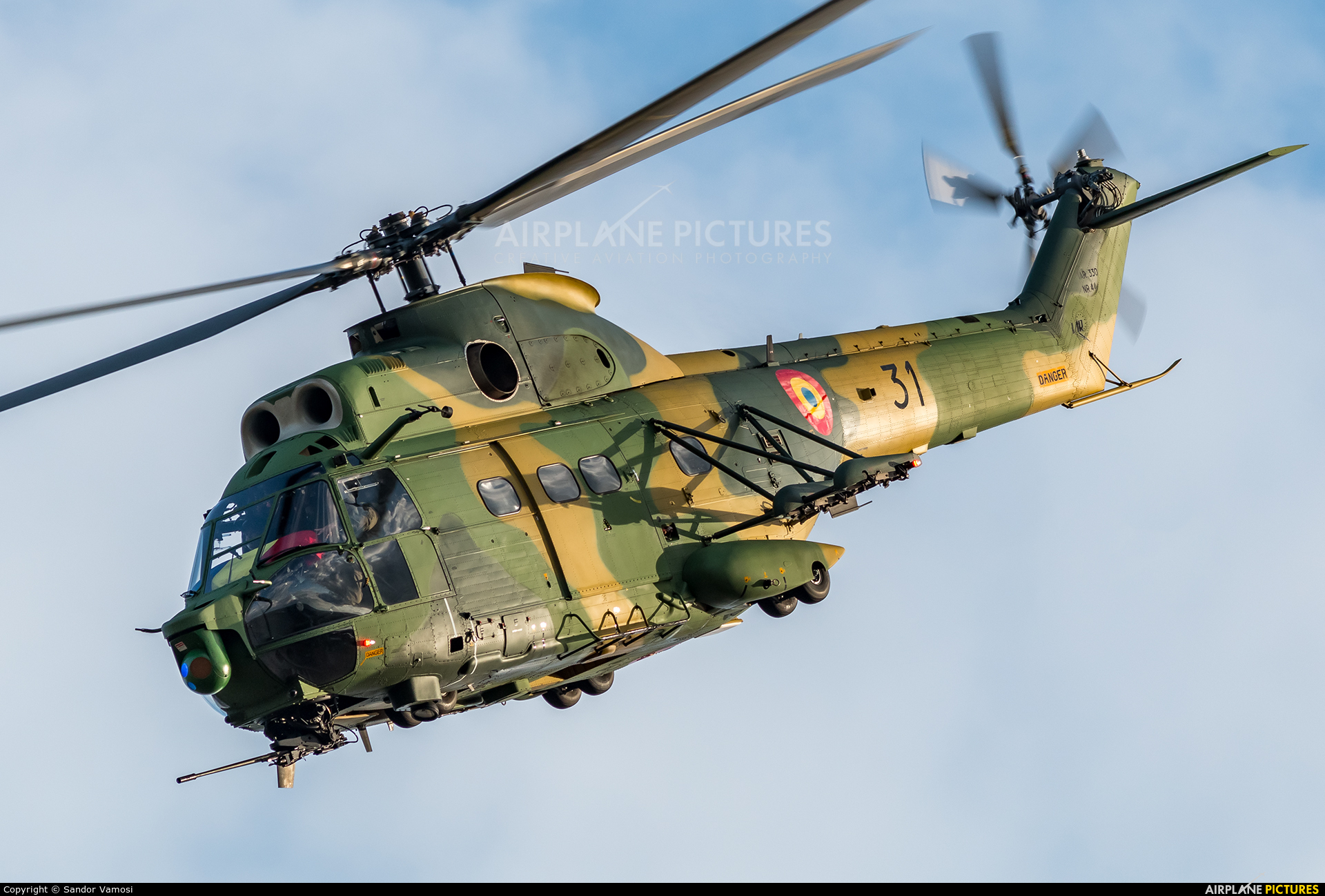Romania - Air Force 31 aircraft at Ostrava Mošnov