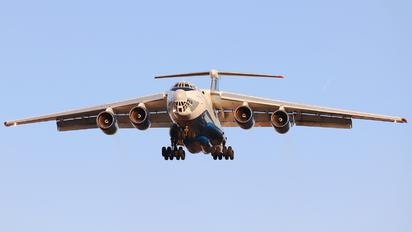 4K-AZ100 - Silk Way Airlines Ilyushin Il-76 (all models)
