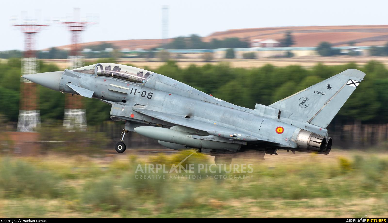Spain - Air Force CE.16-06 aircraft at Madrid - Torrejon