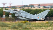 CE.16-06 - Spain - Air Force Eurofighter Typhoon T aircraft