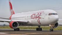 C-FMWV - Air Canada Rouge Boeing 767-300ER aircraft