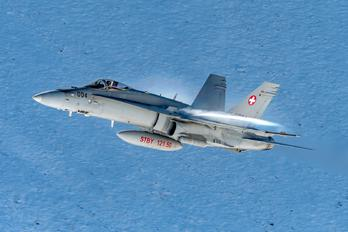 J-5004 - Switzerland - Air Force McDonnell Douglas F/A-18C Hornet