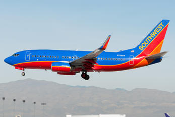 N706SW - Southwest Airlines Boeing 737-800