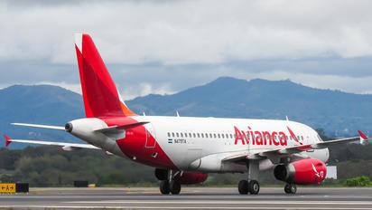 N479TA - Avianca Airbus A319