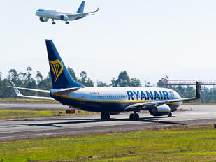 EI-EMB - Ryanair Boeing 737-800