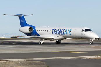 6V-ABJ - Transair Embraer EMB-145