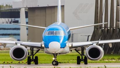 PH-EXV - KLM Cityhopper Embraer ERJ-190 (190-100)