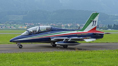 "MM55058 - Italy - Air Force ""Frecce Tricolori"" Aermacchi MB-339-A/PAN"