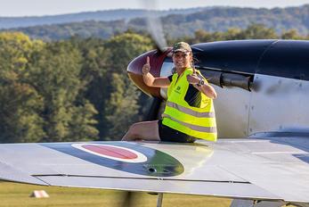 G-CBOE - Private Hawker Hurricane Mk.I (all models)