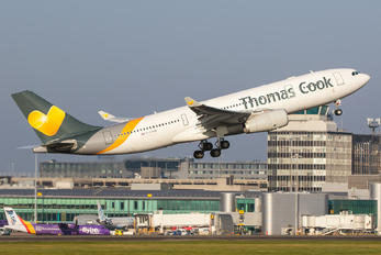 G-VYGM - Thomas Cook Airbus A330-200
