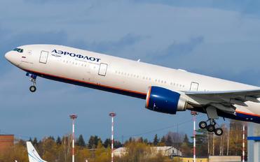 VP-BGD - Aeroflot Boeing 777-300ER