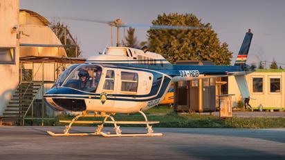 9A-HDB - Croatia - Police Bell 206B Jetranger III