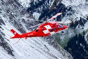 HB-ZRU - REGA Swiss Air Ambulance  Agusta Westland AW109 SP Da Vinci aircraft