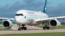 B-LRA - Cathay Pacific Airbus A350-900 aircraft