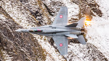 J-5024 - Switzerland - Air Force McDonnell Douglas F/A-18C Hornet aircraft