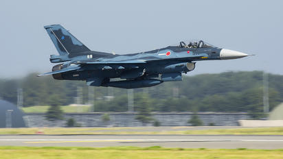 13-8517 - Japan - Air Self Defence Force Mitsubishi F-2 A/B