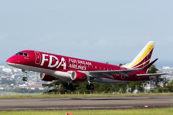 JA14FJ - Fuji Dream Airlines Embraer ERJ-175 (170-200)