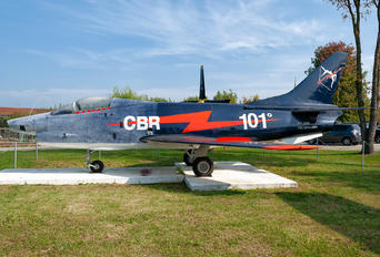 MM6958 - Italy - Air Force Fiat G91Y