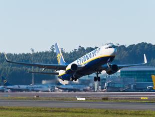 EI-FOL - Ryanair Boeing 737-800