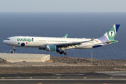 EC-LXA - Evelop Airbus A330-300 aircraft