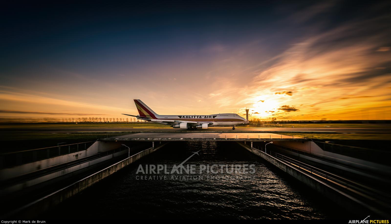Kalitta Air N793CK aircraft at Amsterdam - Schiphol